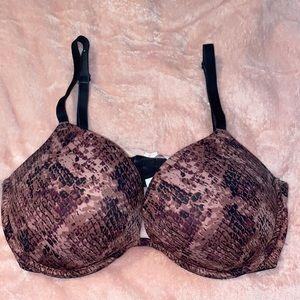 Victoria Secret PINK wear every wear push up Bra